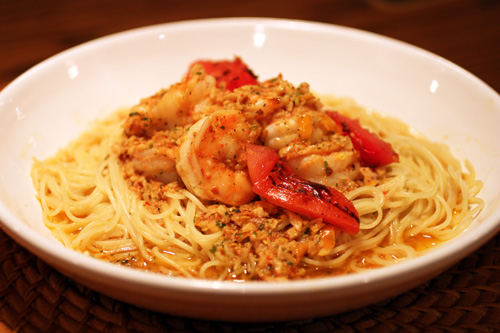 Smack My Ass Shrimp Scampi Recipe