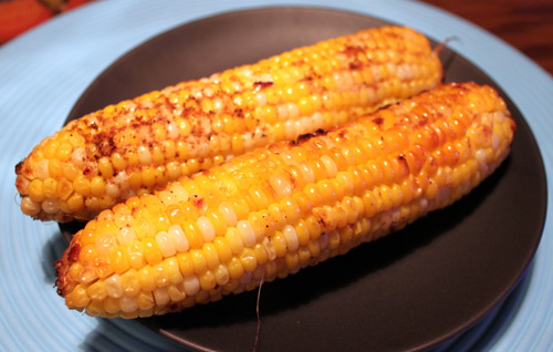 Habanero Grilled Corn Recipe